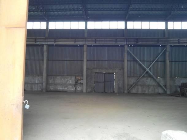 Сдам склад, авто, ж/д рампа, фотография 2