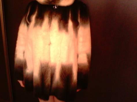 продам норковую шубку, фотография 1