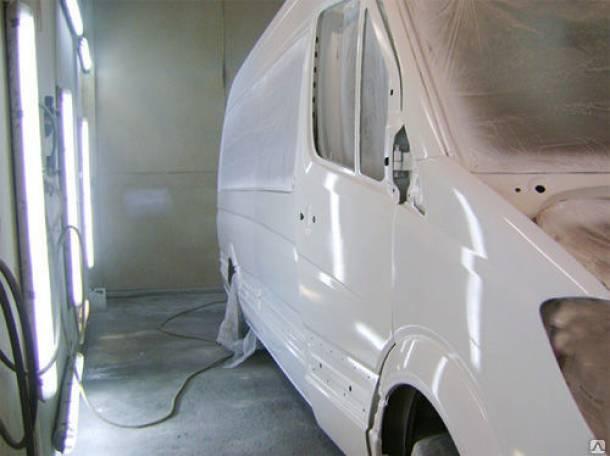 Малярно-Кузовной ремонт микроавтобусов грузовых автомобилей, фотография 4
