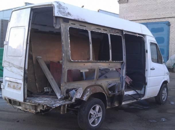 Малярно-Кузовной ремонт микроавтобусов грузовых автомобилей, фотография 6