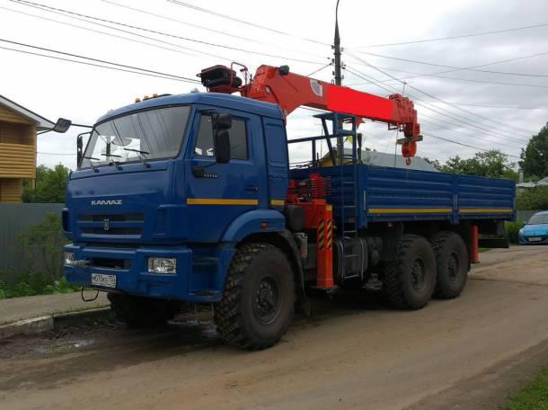 Транспортные Перевозки по НАРО-ФОМИНСКУ, фотография 3