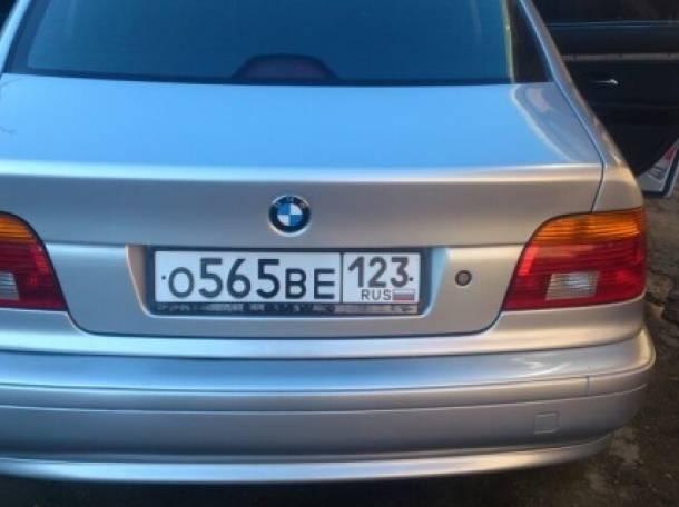BMW 5 серия 2000 год, фотография 3