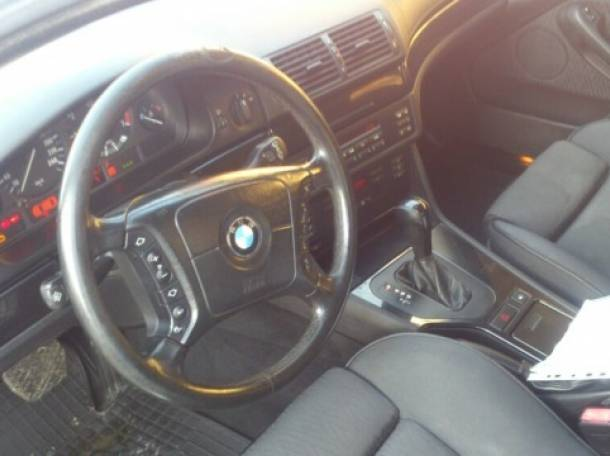 BMW 5 серия 2000 год, фотография 4