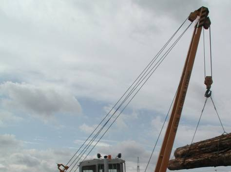 Продам  Трубоукладчик ЧЕТРА ТГ321, Komatsu D-155, г/п 40-45 тонн, фотография 1