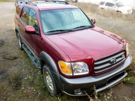 Продам Тойота-Секвоя, фотография 1