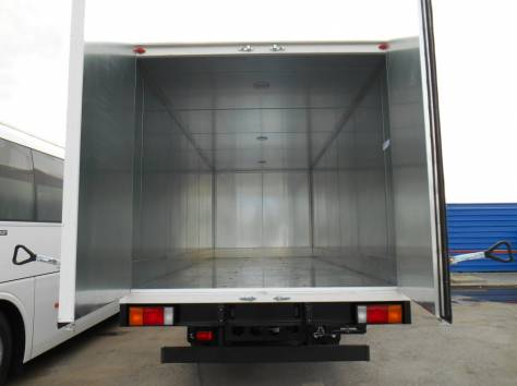 Изотермический фургон на шасси Hyundai HD 120, фотография 3