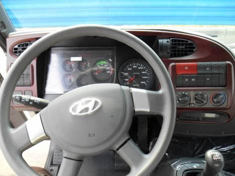 Изотермический фургон на шасси Hyundai HD 120, фотография 5