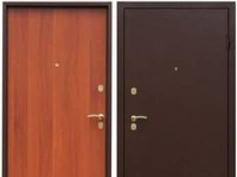 двери входные металлические марки