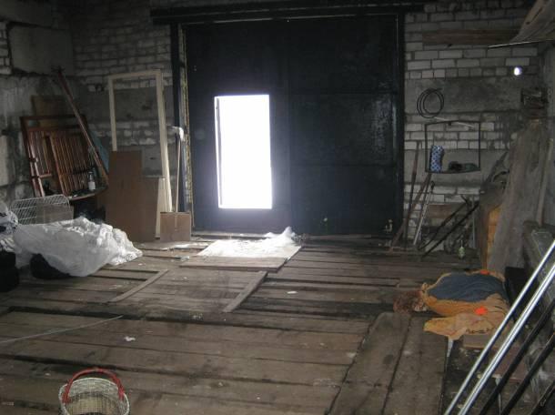 гараж в кооперативе