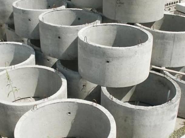 Кольца для колодца, фотография 1