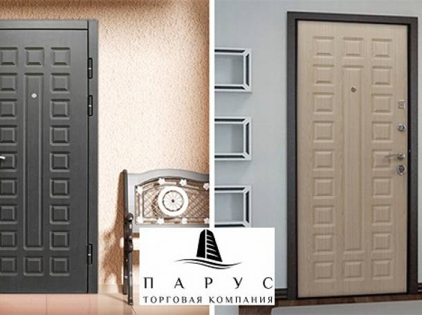 железная дверь в квартиру купить