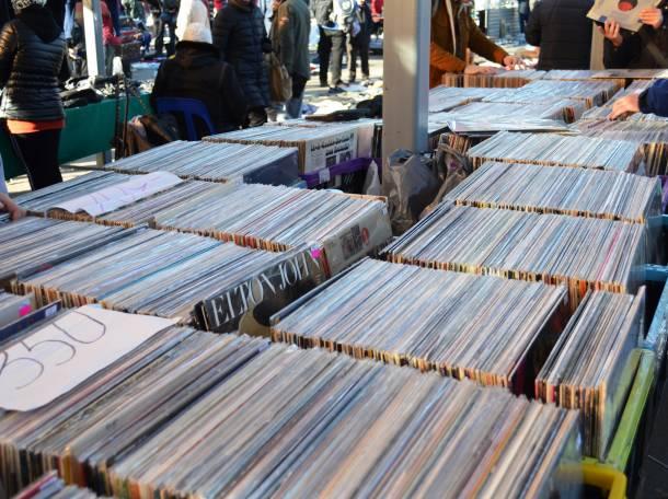 15000 виниловых пластинок из Стокгольма, фотография 1