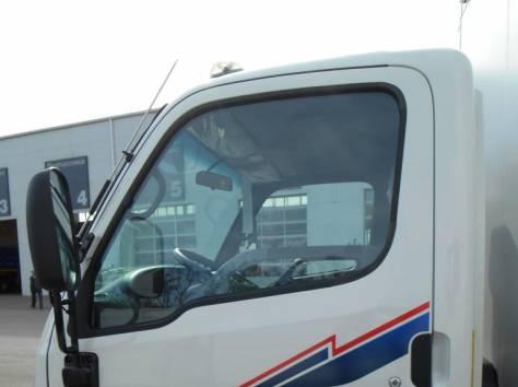 Изотермический фургон на шасси Hyundai HD 78, фотография 4