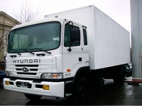 Промтоварный фургон на шасси Hyundai HD 170, фотография 1