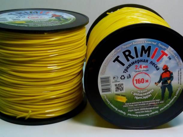 Триммерный корд (триммерная леска) , фотография 1