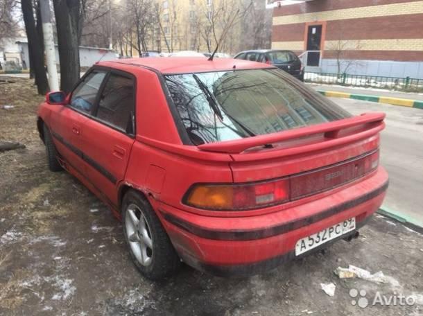 ПРОДАМ МАЗЛА 323, 1990г, ЦЕНА 39 000 руб., фотография 1