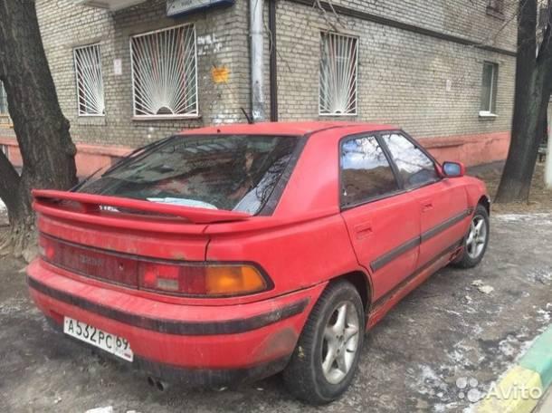 ПРОДАМ МАЗЛА 323, 1990г, ЦЕНА 39 000 руб., фотография 2