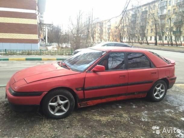 ПРОДАМ МАЗЛА 323, 1990г, ЦЕНА 39 000 руб., фотография 4
