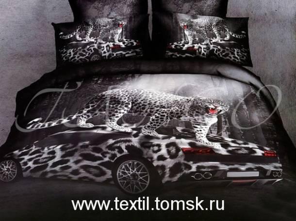 Двуспальные комплекты постельное белье, сатин., фотография 3