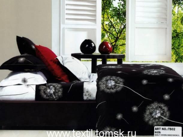 Двуспальные комплекты постельное белье, сатин., фотография 11