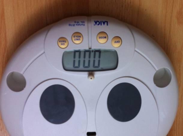 Весы детские электронные laica, фотография 3
