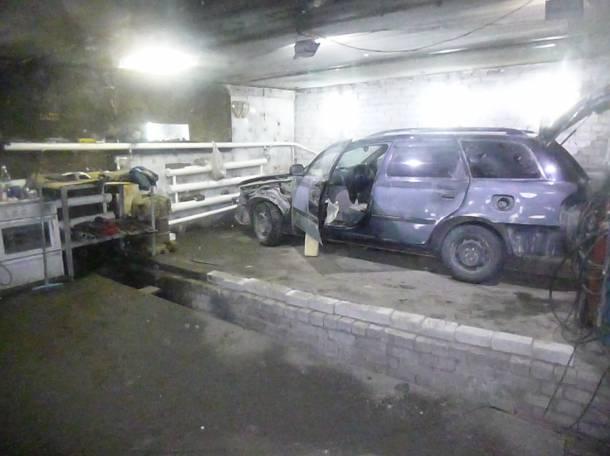 Продам два гаража на ст. Монолитной в районе клиники Санитас, фотография 3