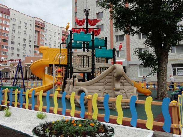 Детские игровые площадки для улицы, фотография 4