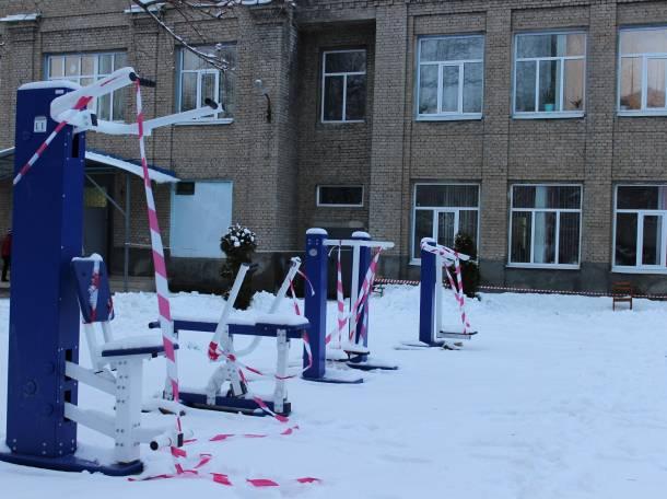 Детские игровые площадки для улицы, фотография 9