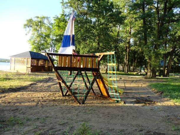 Детские игровые площадки для улицы, фотография 11