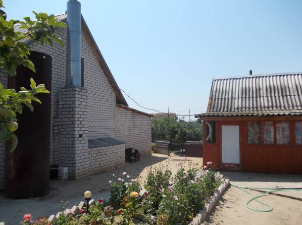 дом 120квм на участке 25 соток, волгоградская область иловлинский район хутор краснодонский, фотография 2
