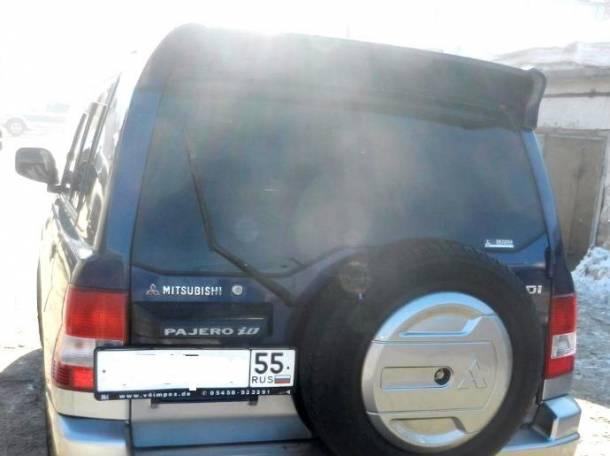 Продам Mitsubishi Pajero iO, фотография 3