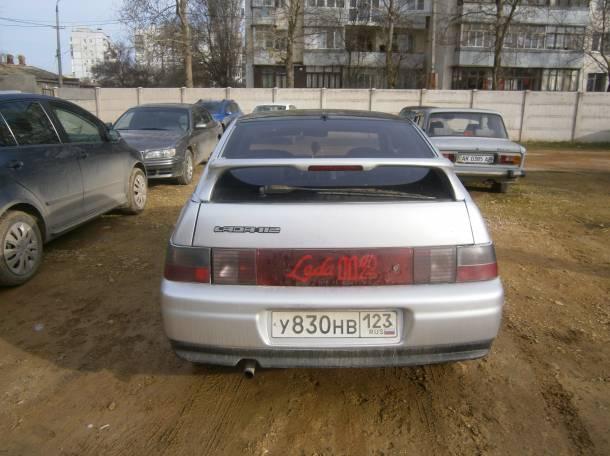 Продам ВАЗ 2112 в хорошем состоянии!, фотография 3