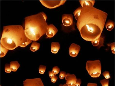 Небесные фонарики 80 рублей!, фотография 1