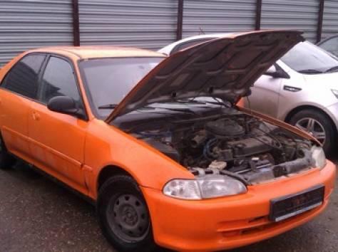 Honda Civic EG8, фотография 1