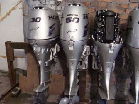 Лодочные моторы, фотография 1