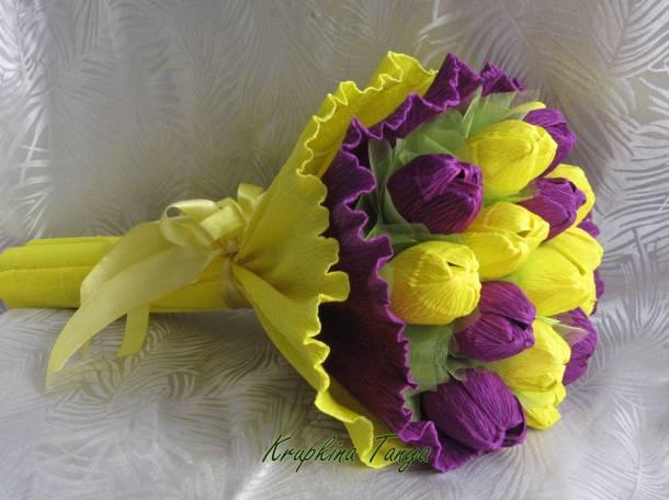Как сделать букет из хризантем и конфет