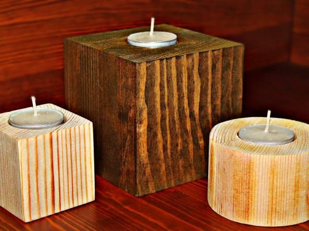 Декоративные изделия из дерева., фотография 9