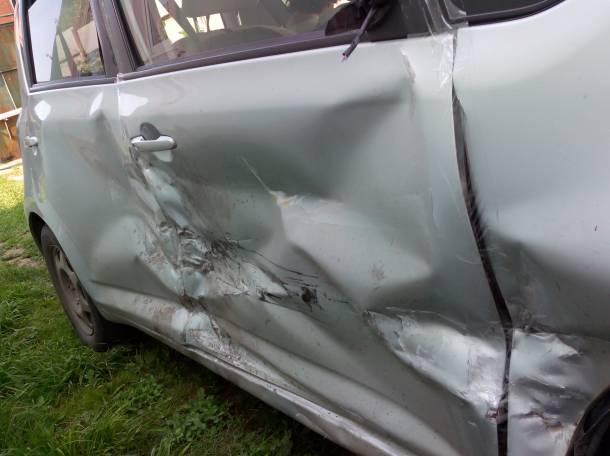 Продам Toyota Ractis 2008г, фотография 6