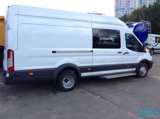 Ford Transit Van 310L BAS 2.2TD125 T4 M6 FWD (Торг!), фотография 8