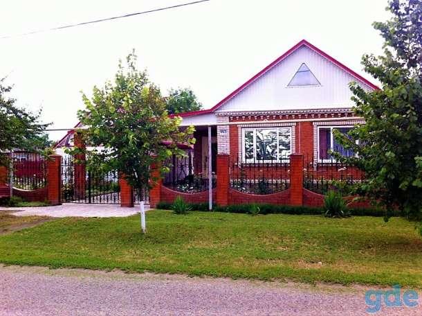 Продается 2 жилых дома на участке 15 соток, Краснодарский край, ст.Новопокровская, ул.Суворова, дом 143, фотография 2