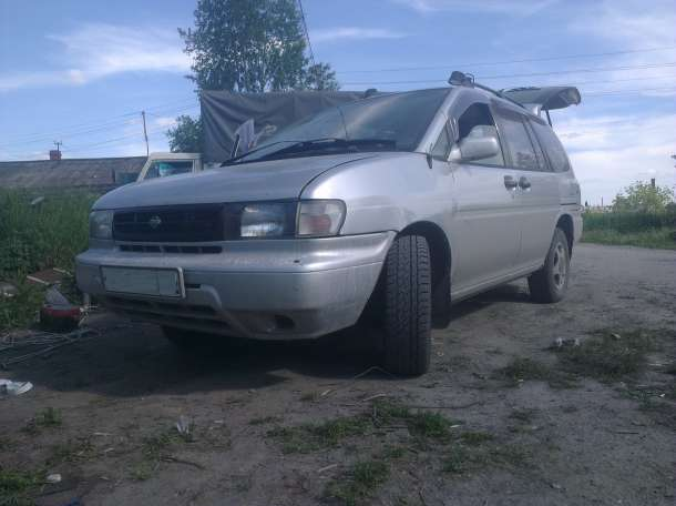 Продам Nissan Prairie Joy 1998г., фотография 1