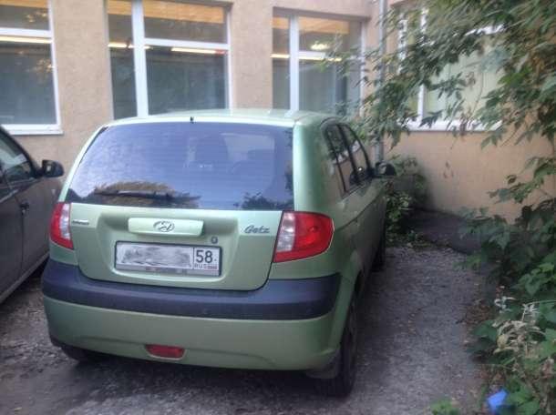 Hyundai Getz 2006г.в., фотография 3