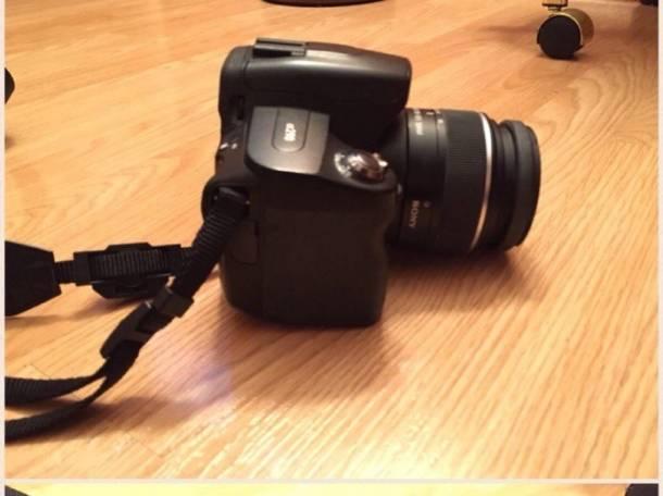 Продам зеркальный фотоаппарат Sony Alpha DSLR-A290, фотография 1