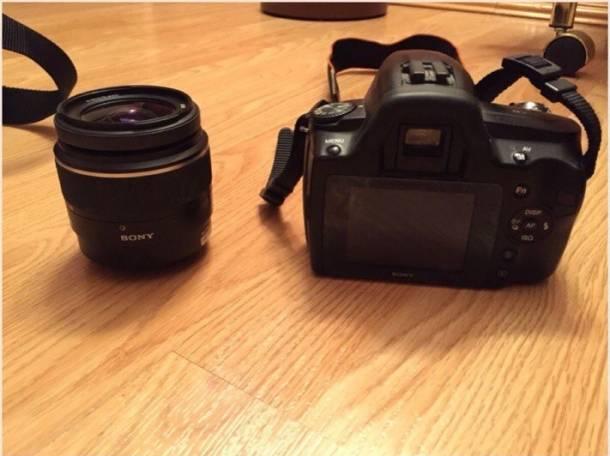 Продам зеркальный фотоаппарат Sony Alpha DSLR-A290, фотография 2