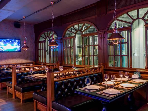 Мебель для ресторанов, кафе, баров из массива., фотография 3