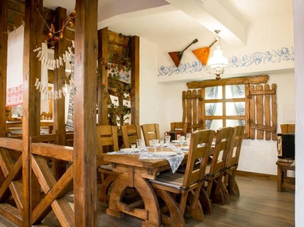 Мебель для ресторанов, кафе, баров из массива., фотография 4