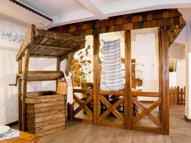 Мебель для ресторанов, кафе, баров из массива., фотография 8