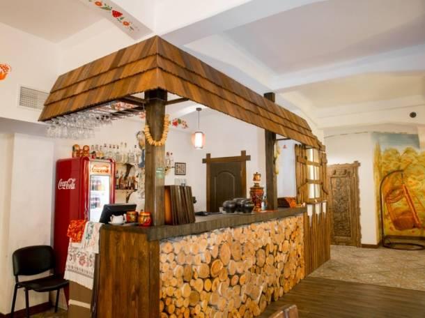 Мебель для ресторанов, кафе, баров из массива., фотография 9