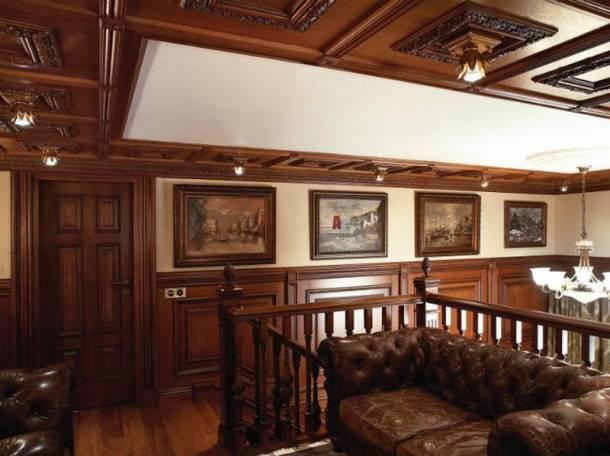 Отделка интерьера квартир, домов, коттеджей массивом., фотография 2