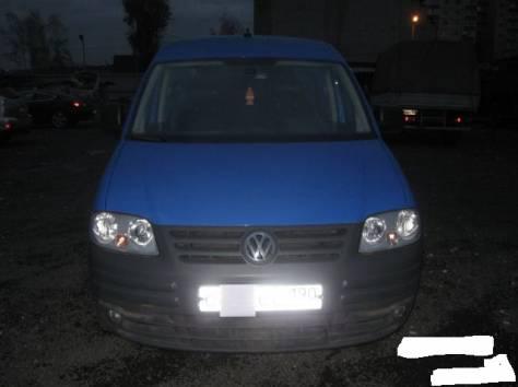Volkswagen Caddy, 2008, фотография 4